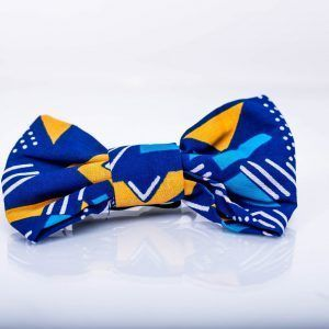 African Print Bow Ties