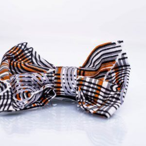 Tie Bow Tie Fashion Cravate in African Print Fabric